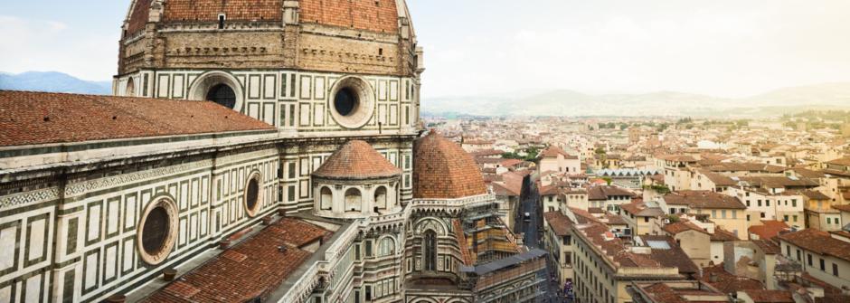 Reisen nach Italien, Rom Besichtigung