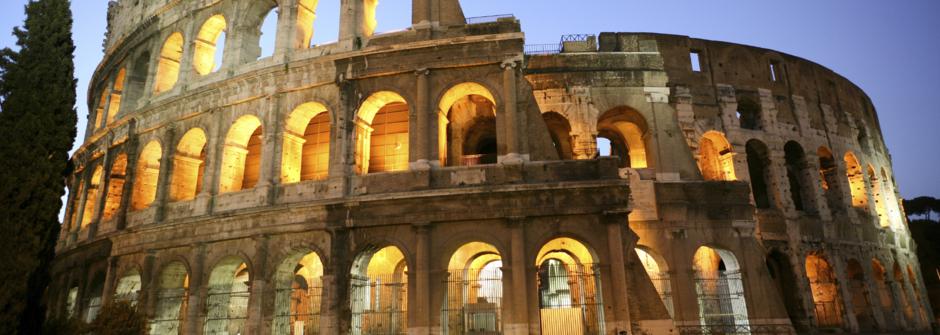 классическая Италия, Bild aus 1+1 Bibliothek, Rom, Italien Reise, Bisreise