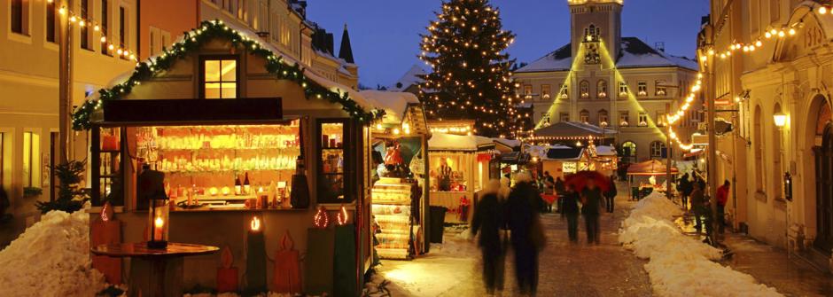 Новогодний тур в Прагу из Германии. Встреча Нового года в Праге, праздничный ужин! Самые яркие новогодние туры